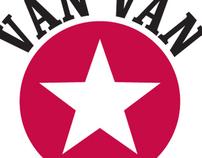 Sistema de Identidad Visual, Los Van Van. Campaña 40 añ