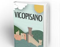 Brand identity Borgo medievale VICOPISANO.