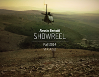 Showreel 2014 Fall