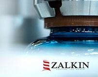 Zalkin - Rebranding