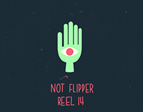 Not Flipper Showreel 2014
