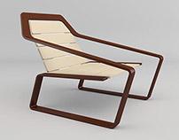 Light Chair Prototype (in Progress)