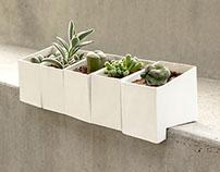 VERD&ÁGUA · home gardening kit