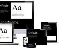 Default: Minimal Web Project