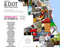 a.DOT architects.Doing Other Things Poster