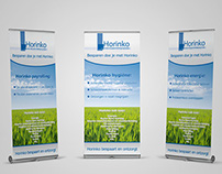 Horinko Roll-up Banners