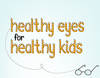 Infographic - 'Healthy eyes for healthy kids'