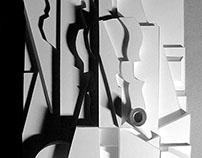 3D Model: A Violin