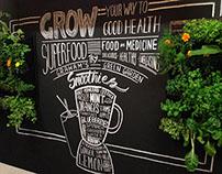 The Garden Clinic Stand - Australian Garden Show 2014