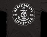 Heavy Metal Lifestyle Shirt
