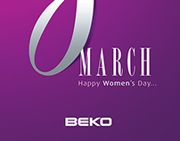 Beko Women's Day