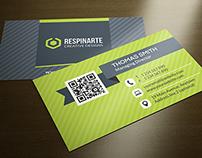 Corporate Business Card - RA58