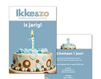 Invitation daycare centre 'Ikke&zo'