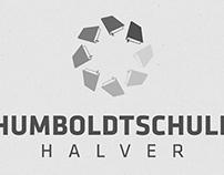 HUMBOLDTSCHULE Halver // Corporate Design