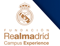 Stage de football fondation Real Madrid