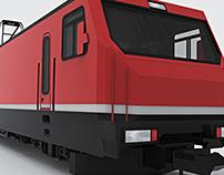Rhätischen Bahn: RhB GE 4/4 III