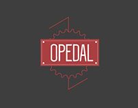 OPEDAL Fictional Brand (In Progress)