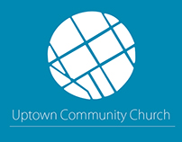 Uptown Community Church - Business Cards SET#1