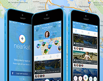 nearkat mobile application