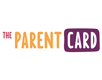 The Parent Card Logo Design and Brand Guidelines