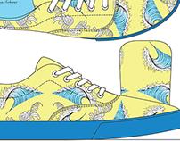 Bucketfeet Shoe Project #2