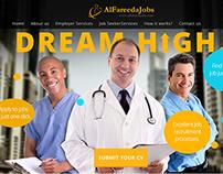 Alfareedajobs Website