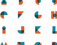 Duplex Font Design