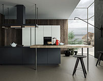 Kitchen Artex, Poliform
