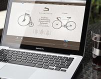 Villa Vetro Web Design