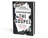 Reconstructing the Gospel Book Cover