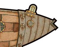 Submarine Sardine   FESTAS DE LISBOA'14