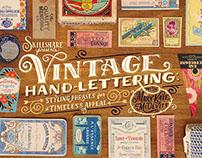 Vintage Hand-Lettering Skillshare Class