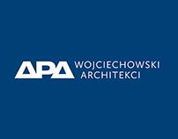 identity of APA Wojciechowski architects