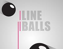 1 Line 2 Balls
