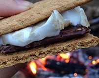 S'mores Welcome Gift