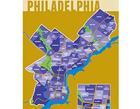 Neighborhoods of Philadelphia