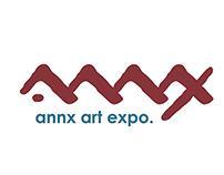 Annx Art Expo logo