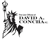 David A. Concha logo
