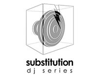 Substitution DJ Series logo