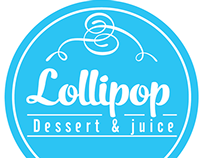 Lollipop Dessert & Juice