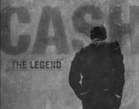 Johnny Cash : The Legend