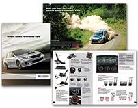 Subaru Sales Materials