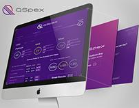 QSpex Responsive Calculator