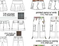 Fashion design consultancy