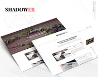 Shadower - HTML5 Responsive Blog Theme
