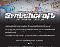 Switchcraft ad