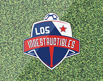 Los Indestructibles Brand Identity