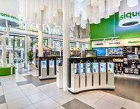 Mobistar Concept Store Liège