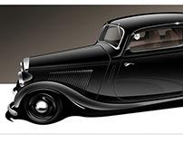 '39 Daimler-Benz 170V W136