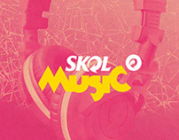 Skol Music - Digital Plataform